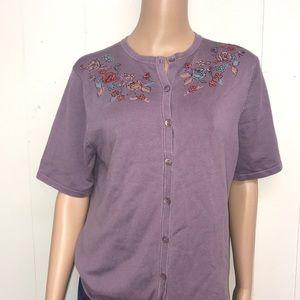 Women's Pendleton short sleeve shirt size medium